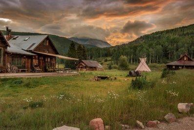 Dunton Hot Springs Colorado