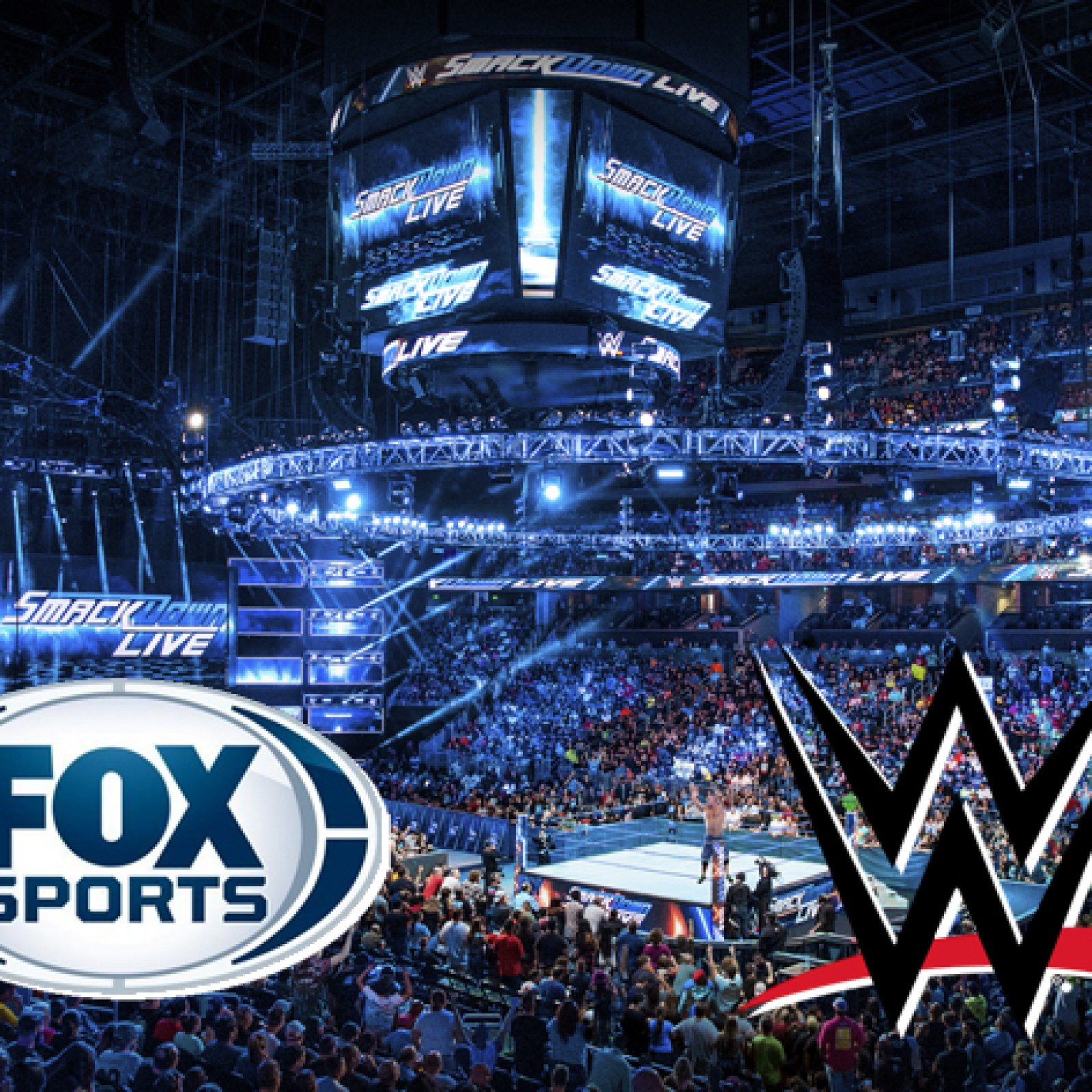 WWE SmackDown 20th Anniversary Show to Begin Fox Broadcast