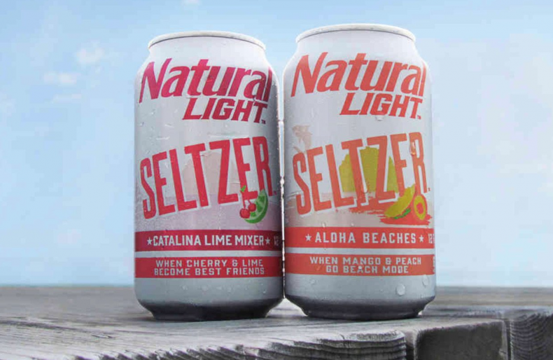 Natural Light's Catalina Lime Mixer Reminds Fans of 'Step Brothers'
