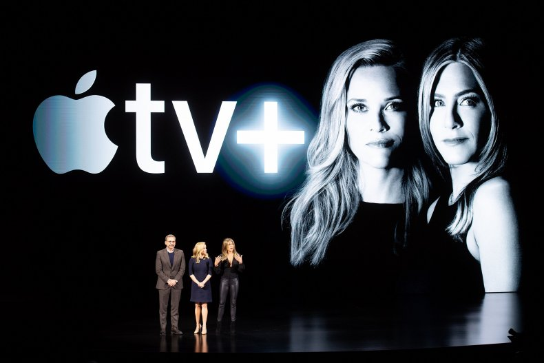 First Look at Jennifer Aniston-Reese Witherspoon Drama 'Morning Show' for Apple TV+