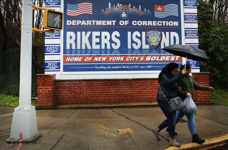 New York City's Infamous Rikers Island Prison