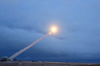 russia nuclear cruise missile test burevestnik