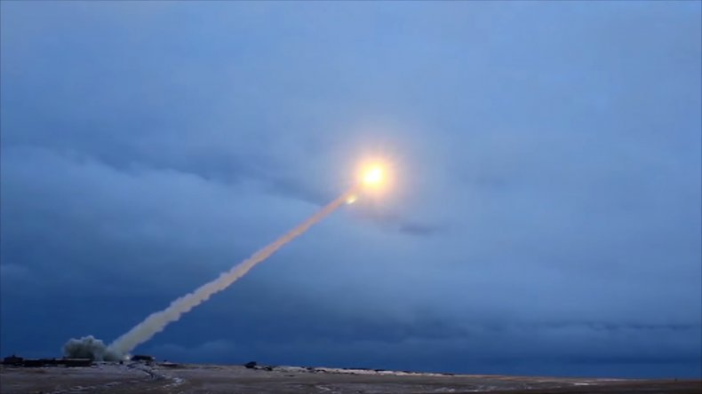 russia nuclear cruise missile test burevestnik