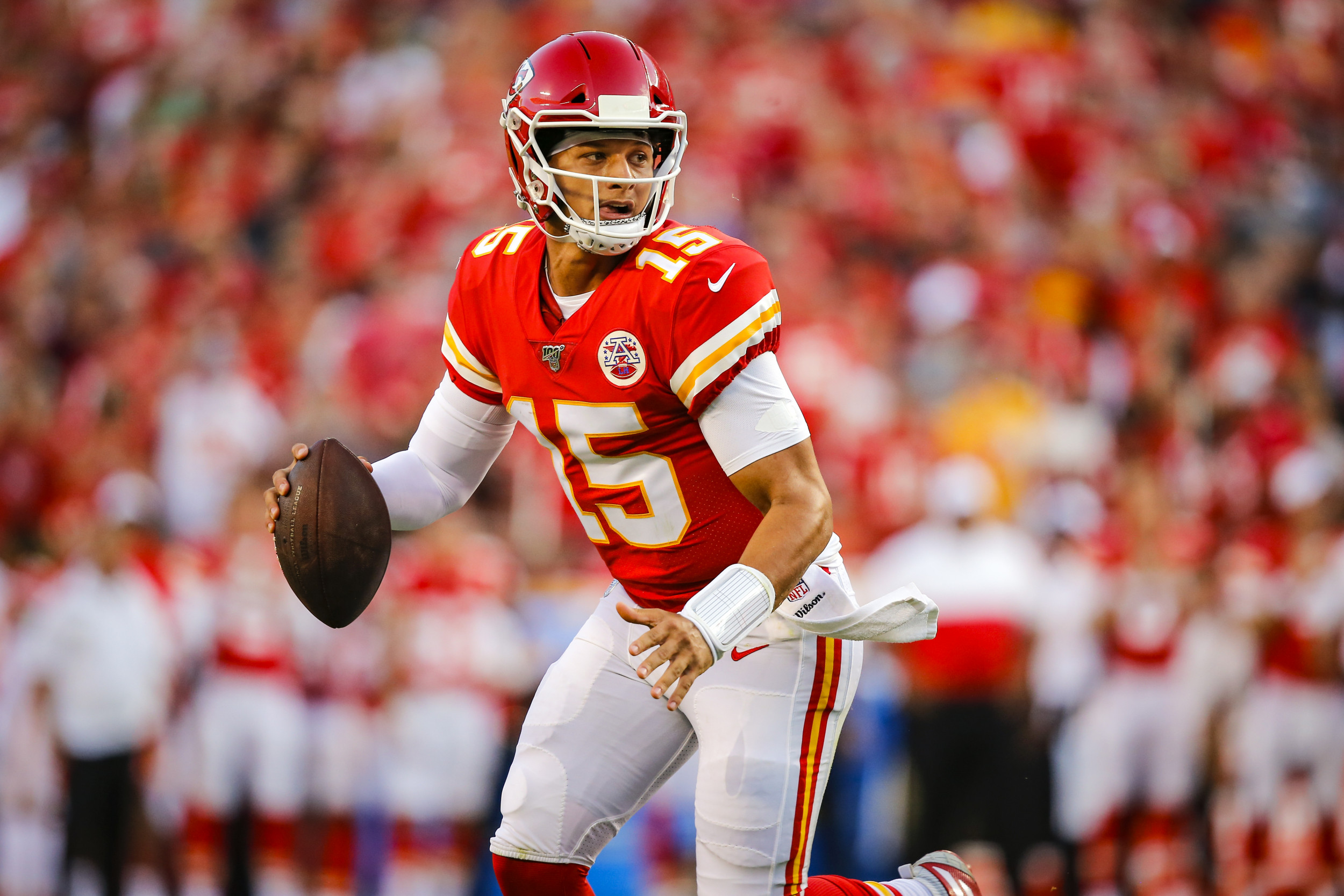 Nfl Preseason Where To Watch Kansas City Chiefs Vs