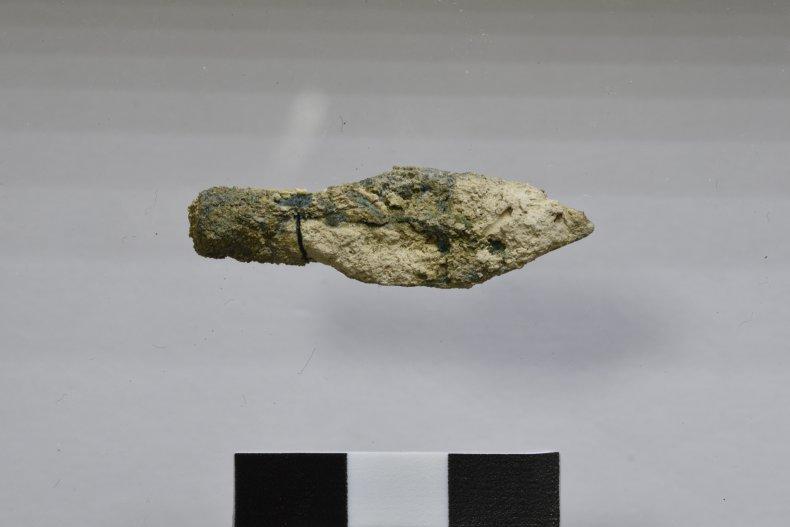 Scythian type arrowheads