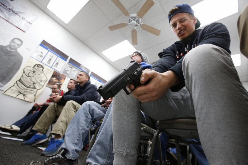 Gun Carry Class Shooting