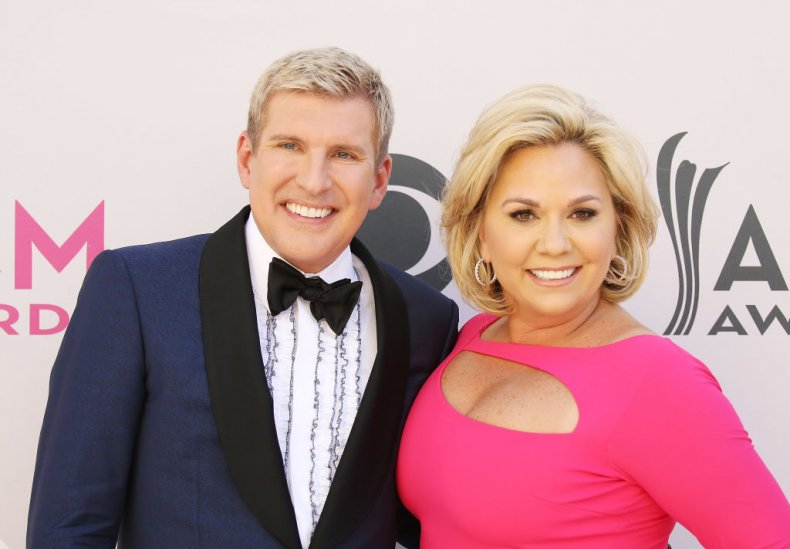 'Chrisley Knows Best' Stars Todd and Julie Indicted by Grand Jury for Tax Evasion