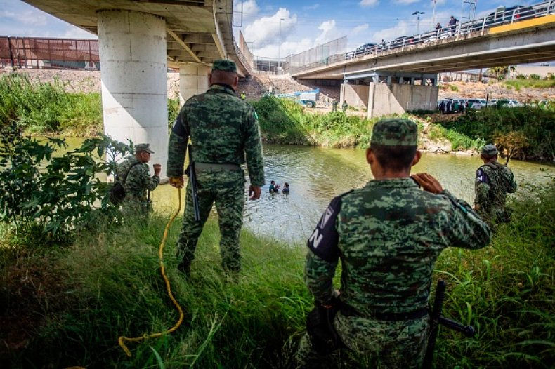 U.S. Border Patrol Agents