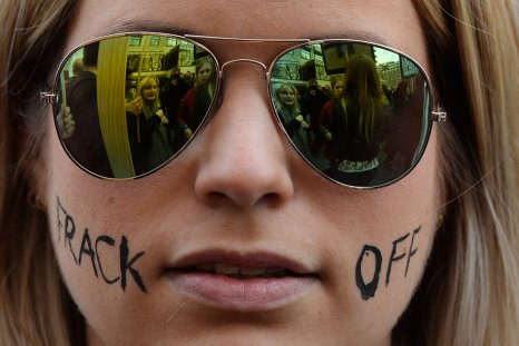 fracking, protest, environment, activism, getty,