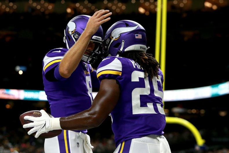 Minnesota Vikings, Kirk Cousins