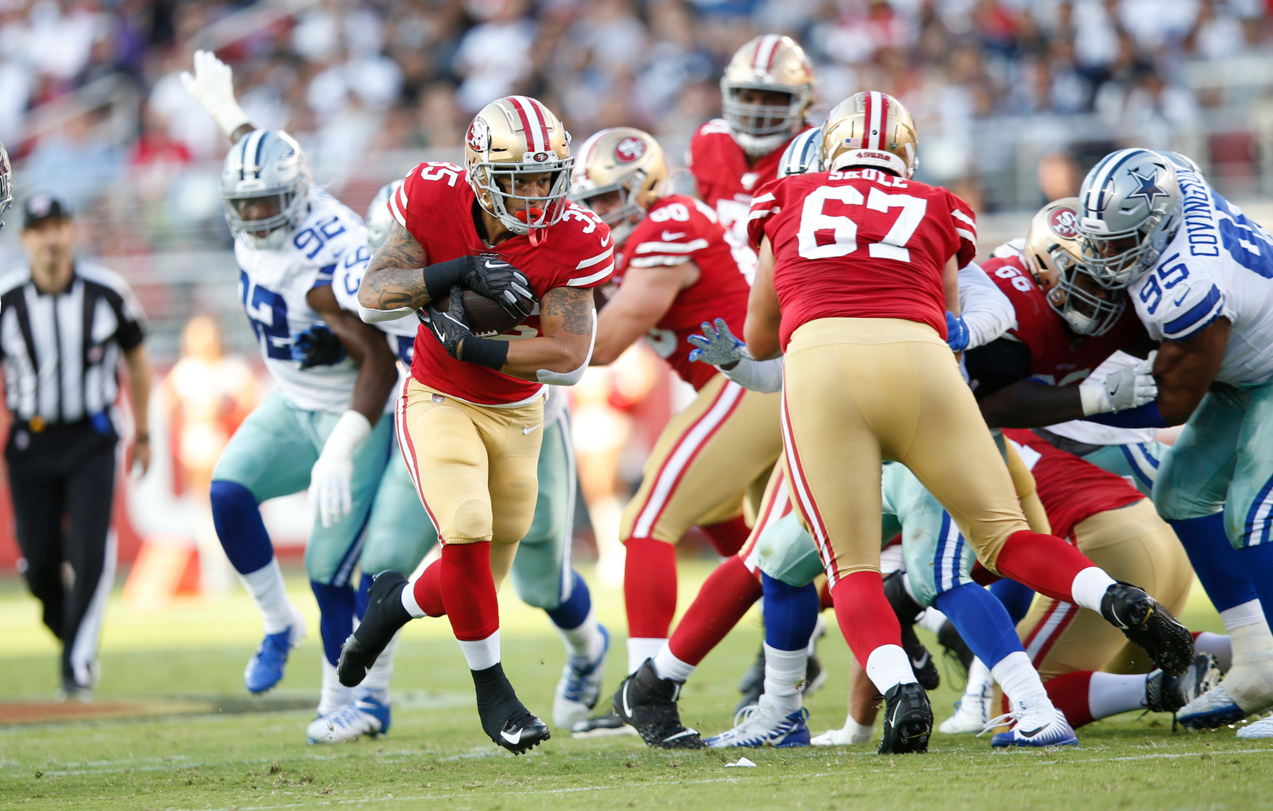 2aced49b NFL Preseason: Where to Watch San Francisco 49ers vs. Denver Broncos ...