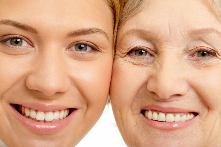 aging, age, old, young, family, stock, getty,