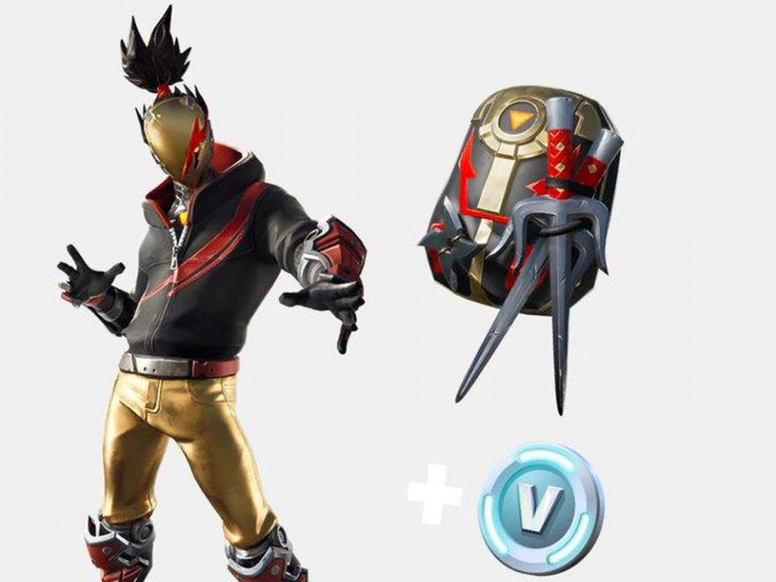 Fortnite V10 10 Leaked Skins Freestyle And Fenix Fight For The Future