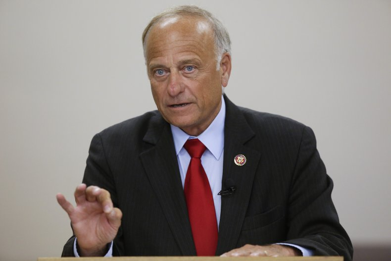 Steve King no civilization without rape incest
