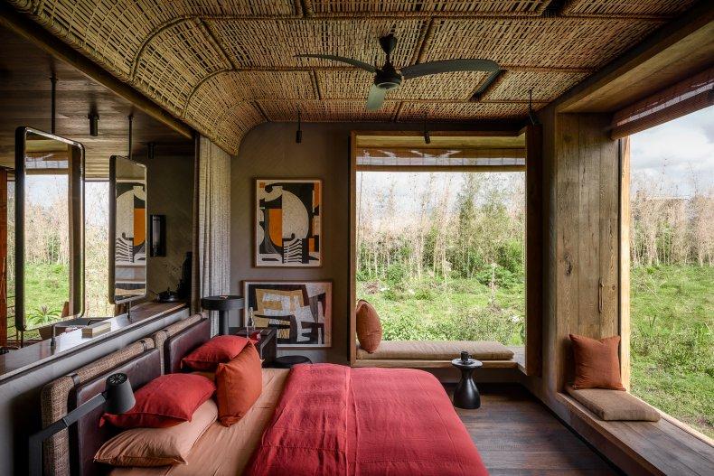 Singita bedroom