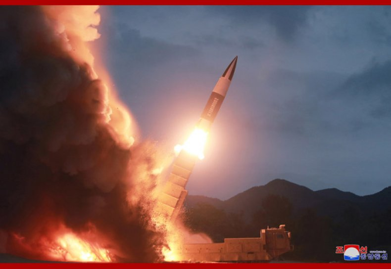 north korea new missile system launch
