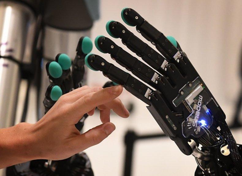Robotic Body Parts