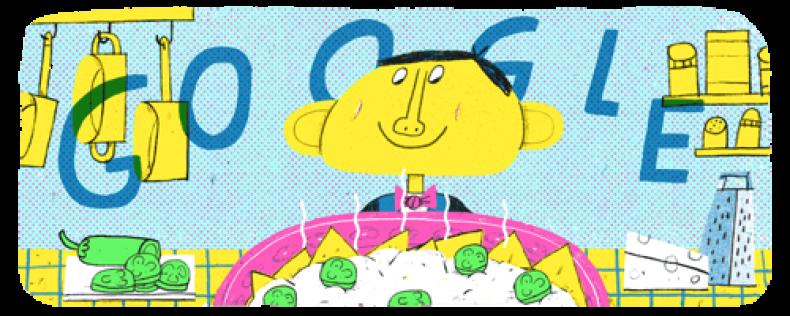 Ignacio Anaya García nachos google
