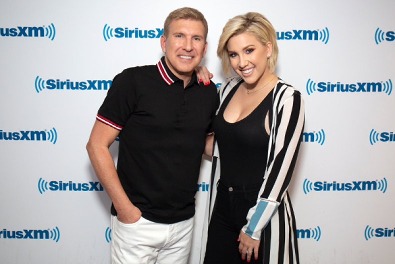 Todd Chrisley's Children Support Him Following Tax Evasion Indictment