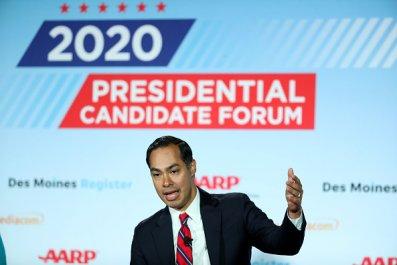 julian castro 2020 presidential candidate forum