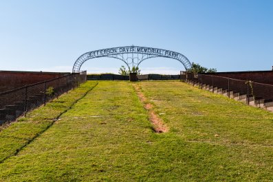 Fort Monroe Arch