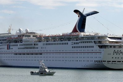 "Carnival Cruise Lines' ""Fascination"""