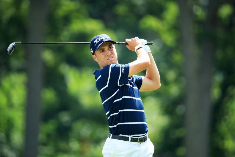 Justin Thomas, PGA Tour