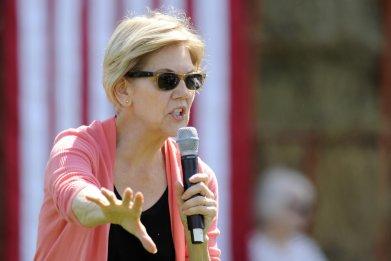 Elizabeth Warren 2020 Joe Biden polls primary