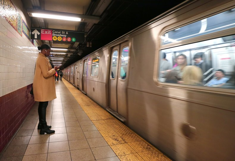 nyc subway fulton street delays