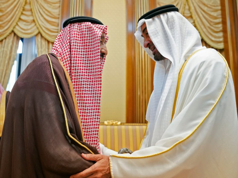 saudi arabia uae meeting yemen