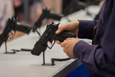 gun control gun violence