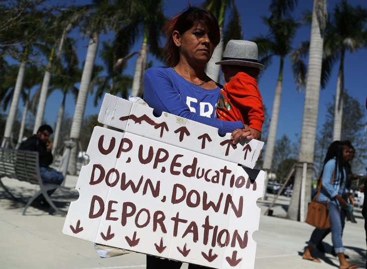 Trump Administration Wanted to Block Undocumented Children From Attending Public School