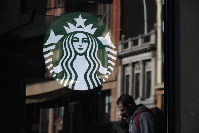 Starbucks symbol