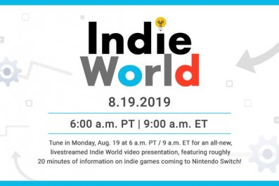 nintendo direct indie world livestream gamescom