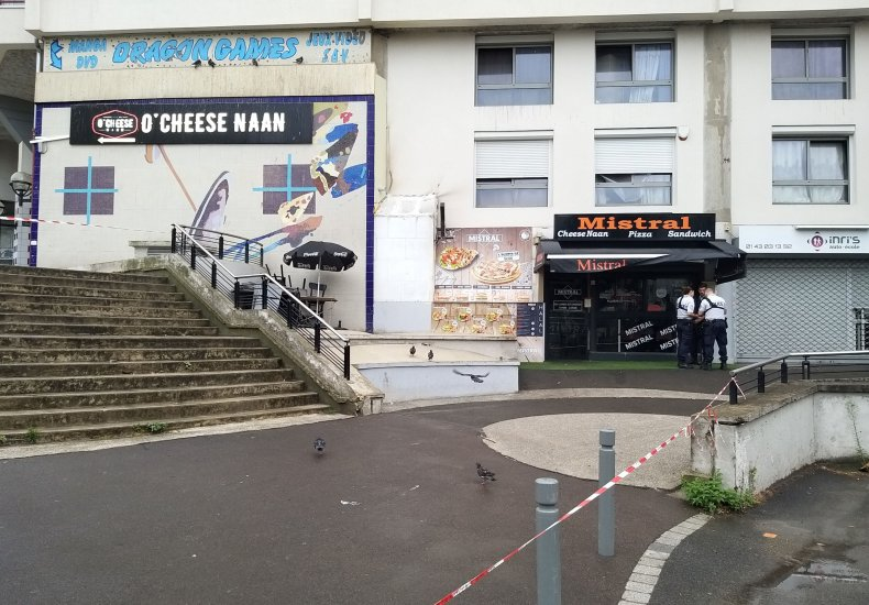 Shooting in Noisy-le-Grand