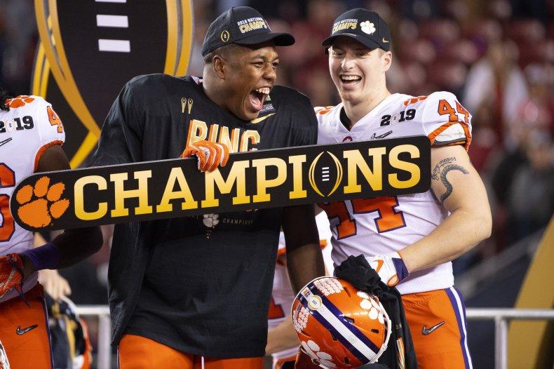 Clemson Tigers, College Football Playoff