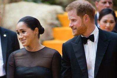 Prince Harry, Meghan Markle