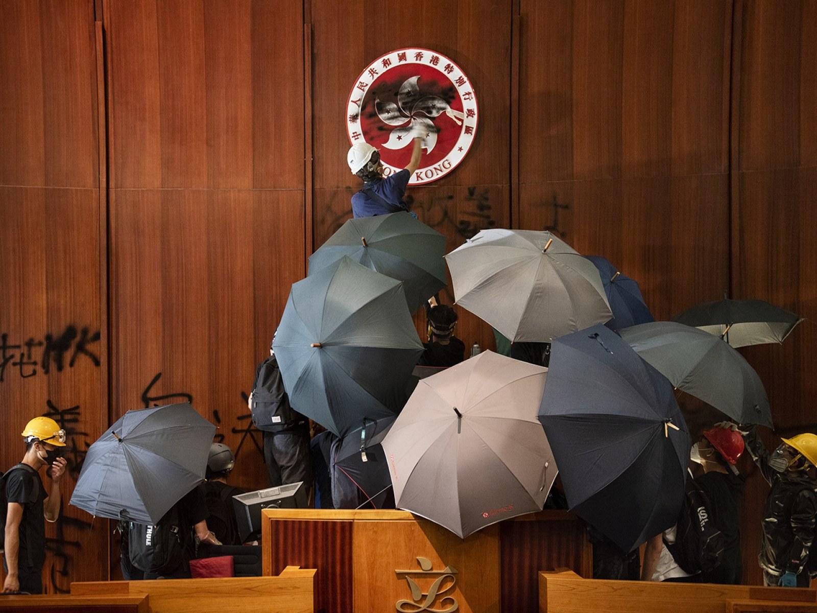 Hong Kong's Protests are Rattling China's Leadership and the
