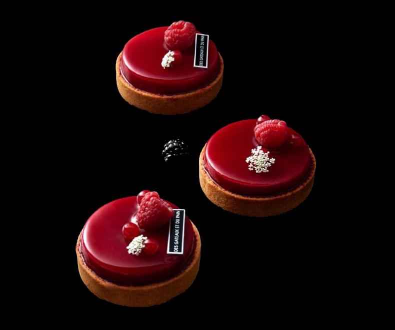 Rasberry cheesecake Des Gateaux et du Pain