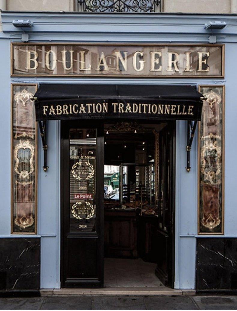 French bakery Du Pain et Des Idees