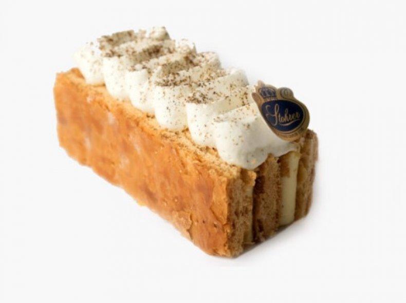 Mille Fueille Stohrer Bakery