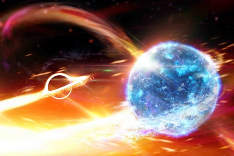 blach hole-neutron star merger