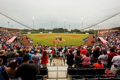 Florida Frogs baseball