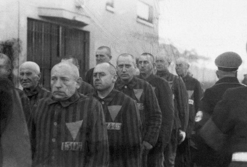 gay holocaust victims