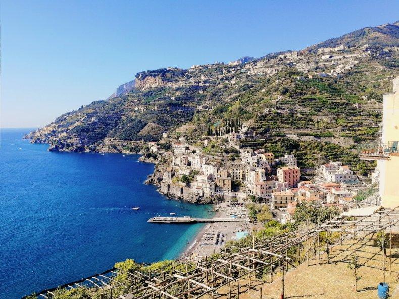 Minori Italy coast