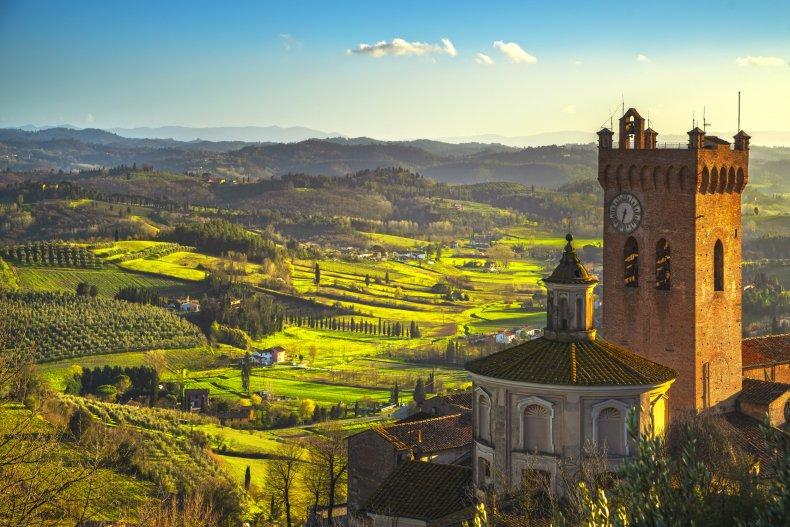 San Miniato Italy