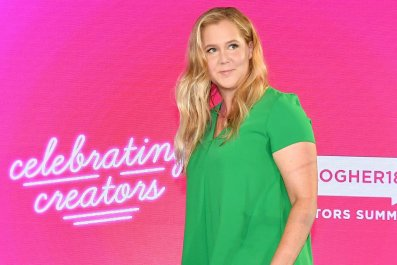 Amy Schumer is the Only Woman on Forbes' Highest-Earning Comics List