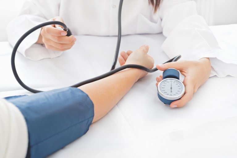 blood pressure, health, doctor, heart, stock, getty,