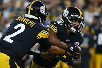 James Conner, Pittsburgh Steelers
