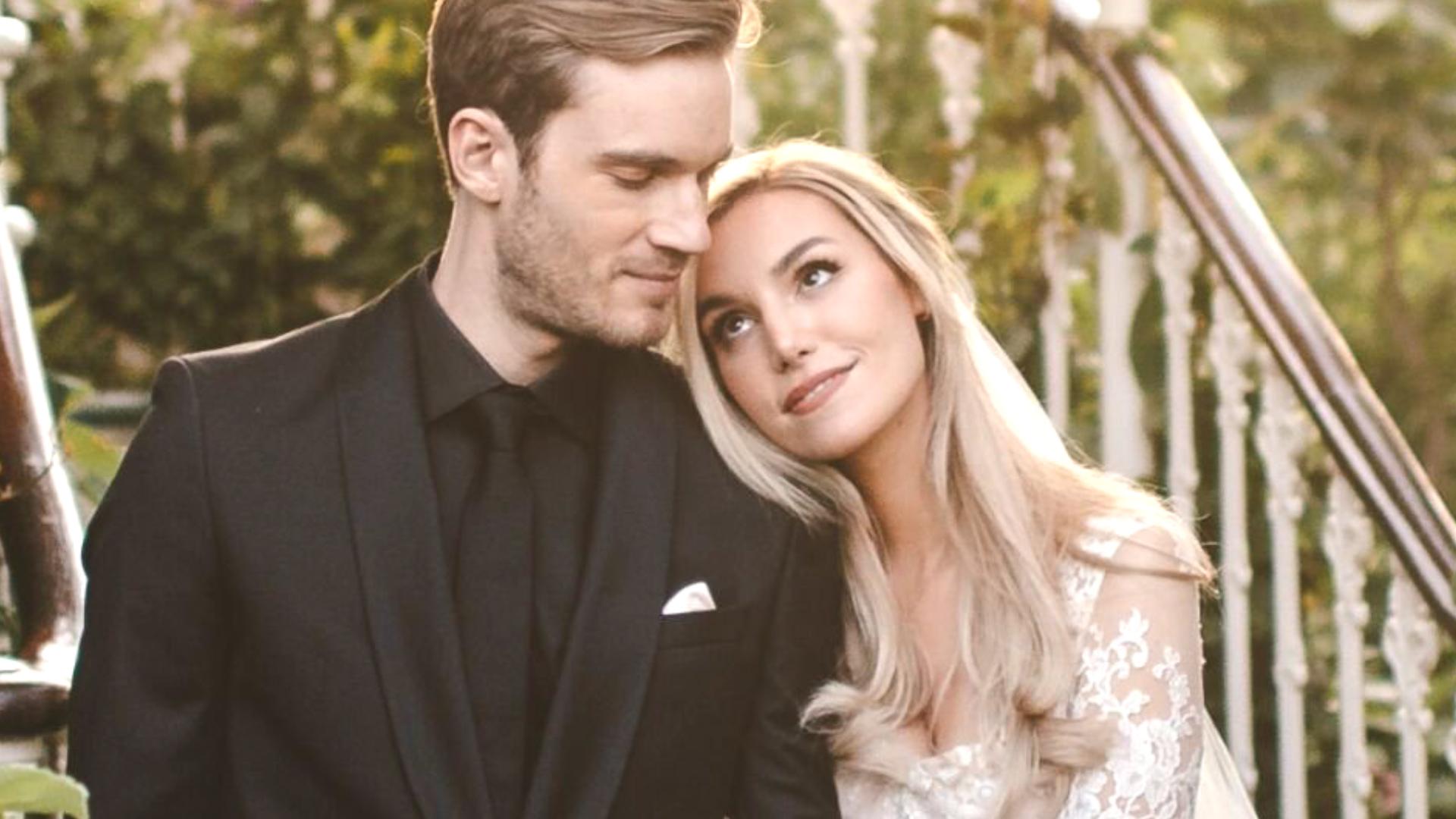Who is Marzia Bisognin? YouTube Star PewDiePie Weds 26 ...